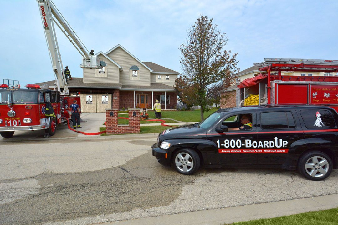 Serving Local First Responders